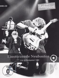 Einstürzende Neubauten – Live at Rockpalast 1990 (DVD + CD)