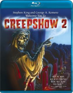 Creepshow 2 BRAY Cover Art