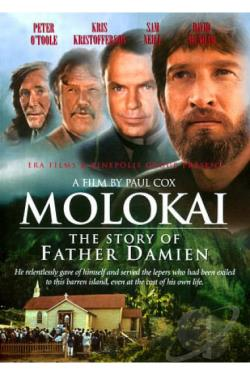 Molokai: The Story of Father Damien DVD Cover Art