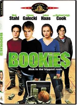 Bookies DVD Cover Art