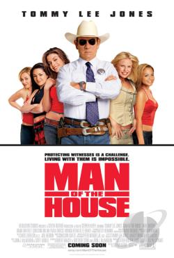 Man of the House DVD Cover Art