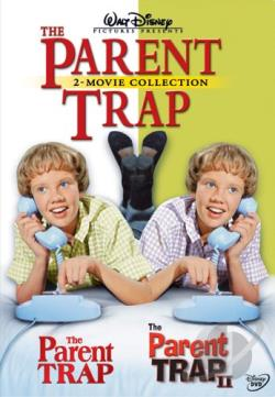Parent Trap 2 Movie Collection DVD Cover Art