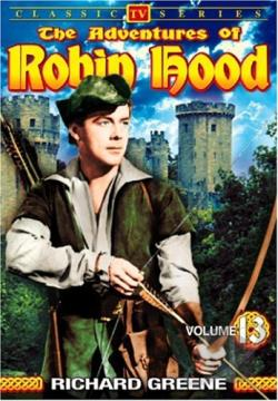 Adventures of Robin Hood - Vol. 13 DVD Cover Art
