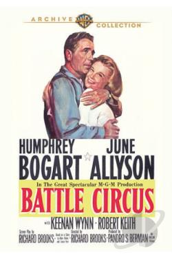 Battle Circus DVD Cover Art