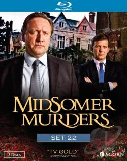 Midsomer Murders: Set 22 BRAY Cover Art