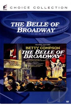 Belle of Broadway DVD Cover Art