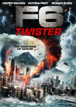 Christmas Twister DVD Cover Art