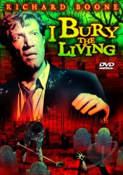 I Bury the Living DVD Cover Art