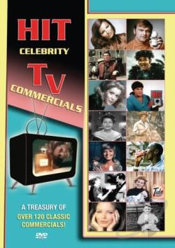 Hit Celebrity TV Commercials DVD Cover Art