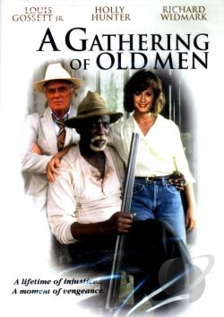 Gathering Of Old Men: Murder on the Bayou DVD Cover Art