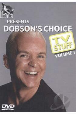 Dobson's Choice: TV Stuff, Vol. 1 DVD Cover Art