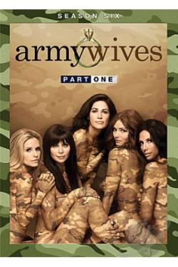 Army Wives: Season Six, Part One DVD Cover Art