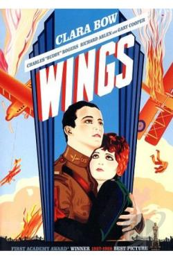 Wings DVD Cover Art
