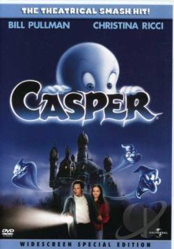 Casper DVD Cover Art
