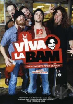 Viva La Bam - The Complete First Season: Uncensored DVD Cover Art