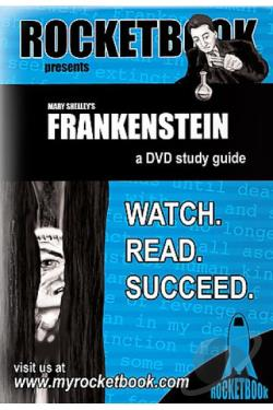 Rocketbook Presents - Frankenstein DVD Cover Art