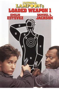 National Lampoon's Loaded Weapon 1 DVD Cover Art