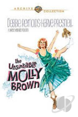 Unsinkable Molly Brown DVD Cover Art