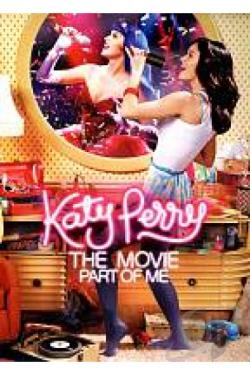 Katy Perry: Part of Me DVD Cover Art