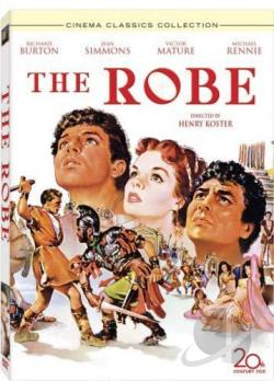 Robe DVD Cover Art
