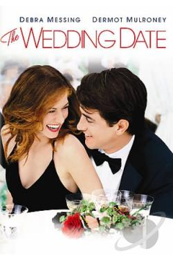 Wedding Date DVD Cover Art
