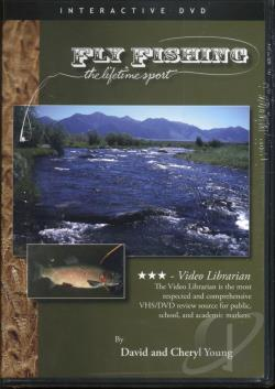 Fly Fishing: Lifetime Sport DVD Cover Art
