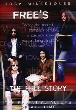 Free: The Free Story DVD Cover Art