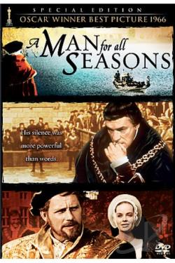 Man for All Seasons DVD Cover Art