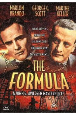 Formula DVD Cover Art