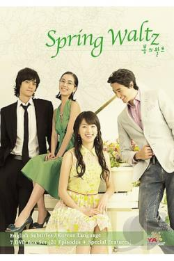 Spring Waltz DVD Cover Art