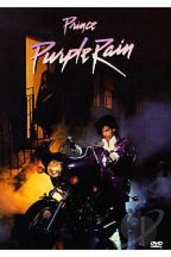 Purple Rain DVD Cover Art