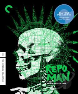 Repo Man BRAY Cover Art