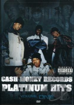 Cash Money Records - Platinum Videos DVD Cover Art