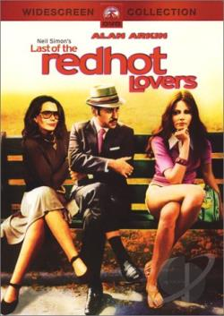 Last of the Red Hot Lovers DVD Cover Art