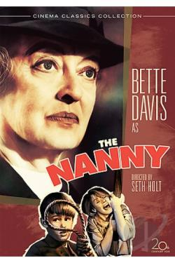 Nanny DVD Cover Art