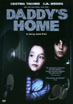 Daddy's Home DVD Cover Art