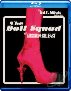 Doll Squad/Mission: Killfast BRAY Cover Art