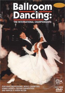 Ballroom Dancing - The International Championships DVD Cover Art