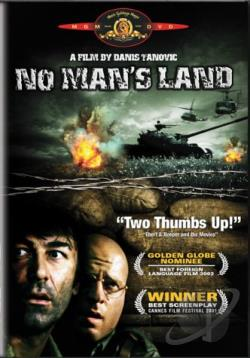 No Man's Land DVD Cover Art