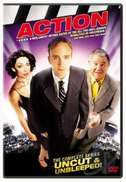 Action - The Complete Series DVD Cover Art