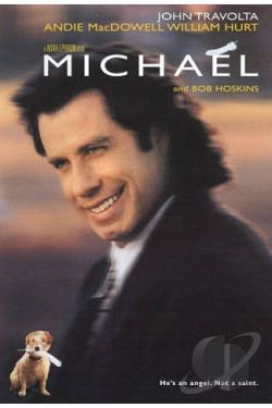 Michael DVD Cover Art
