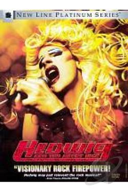 Hedwig and the Angry Inch DVD Cover Art