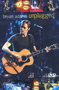 Bryan Adams - Unplugged DVD Cover Art