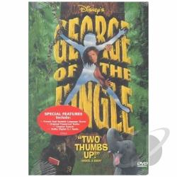George of the Jungle DVD Cover Art