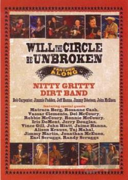 Nitty Gritty Dirt Band - Will The Circle Be Unbroken: Farther Along DVD Cover Art