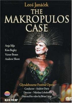 Makropulos Case DVD Cover Art