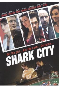 Shark City DVD Cover Art