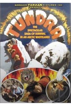 Tundra DVD Cover Art