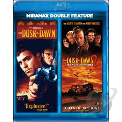 From Dusk Till Dawn/From Dusk Till Dawn 2: Texas Blood Money BRAY Cover Art