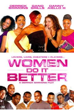 Women Do It Better DVD Cover Art